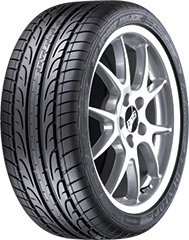 Dunlop SP Sport Maxx<sup>MD</sup> 050 DSST<sup>MD</sup> CTT(MC)