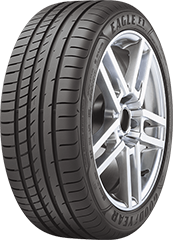 Goodyear Eagle<sup>MD</sup> F1 Asymmetric 2<sup>MC</sup> ROF