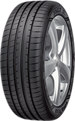Goodyear Eagle<sup>MD</sup> F1 Asymmetric 3 SoundComfort Technology<sup>MC</sup>