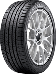 Goodyear Eagle<sup1>MD</sup1> Sport All-Season ROF