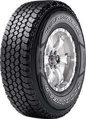 Goodyear Wrangler<sup>MD</sup> All-Terrain Adventure With Kevlar<sup>MD</sup>