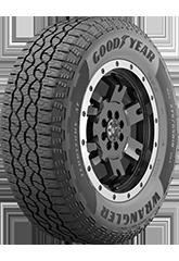 Goodyear Wrangler Territory® AT (camion léger)