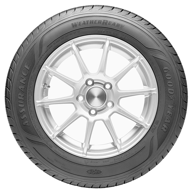 Goodyear Assurance<sup>MD</sup>WeatherReady<sup>MD</sup>