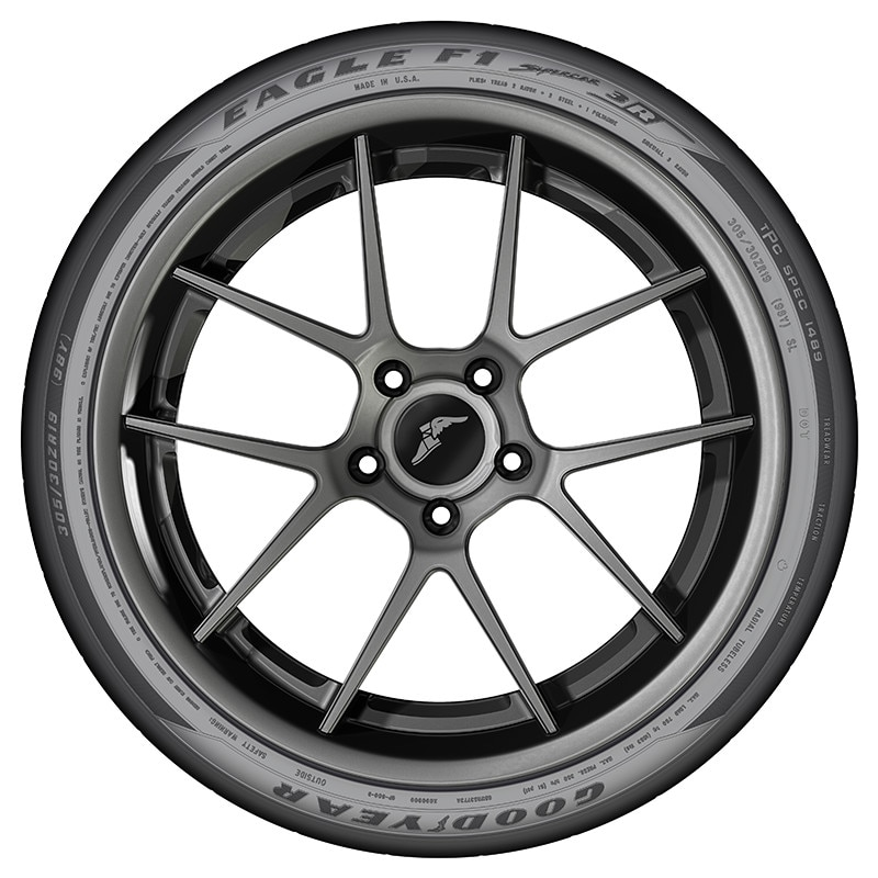 Goodyear Eagle<sup>MD</sup>F1 SuperCar<sup>MD</sup> 3R