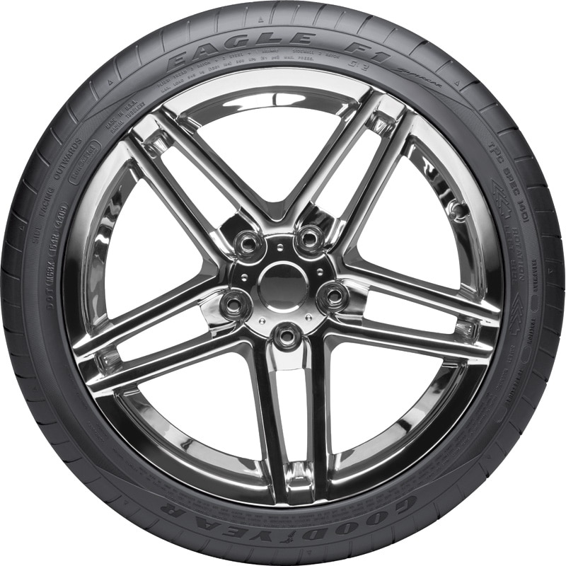 Goodyear Eagle<sup>MD</sup> F1 SuperCar<sup>MD</sup> G:2 ROF