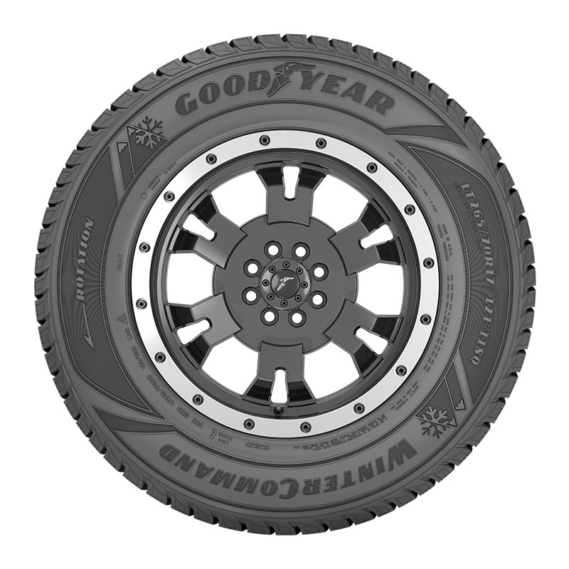 Goodyear WinterCommand<sup>MD</sup> (camionnette)