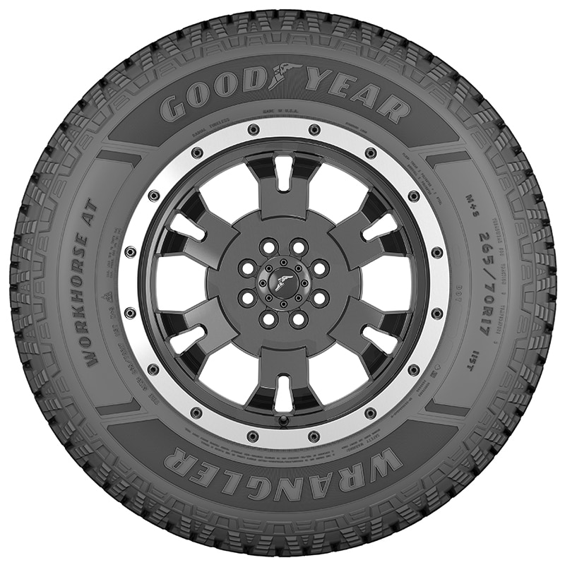 Goodyear Wrangler® Workhorse® AT - LT